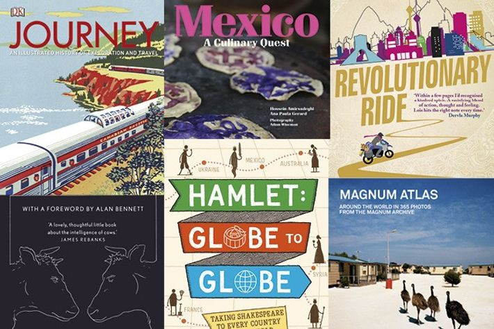 Top travel books of 2017