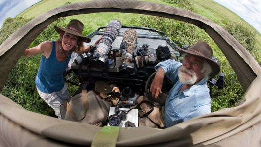 Meet the adventurers: award-winning wildlife filmmakers Dereck and Beverly Joubert