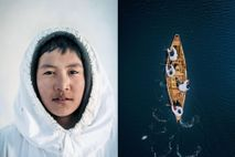 LEFT: Yugu Alfred Ningeok is the son of a whaling captain and a member of an ...