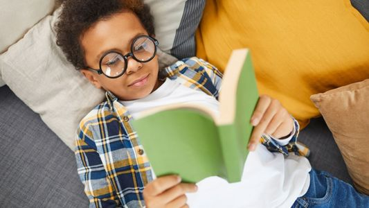 How a book a day can keep pandemic stress away