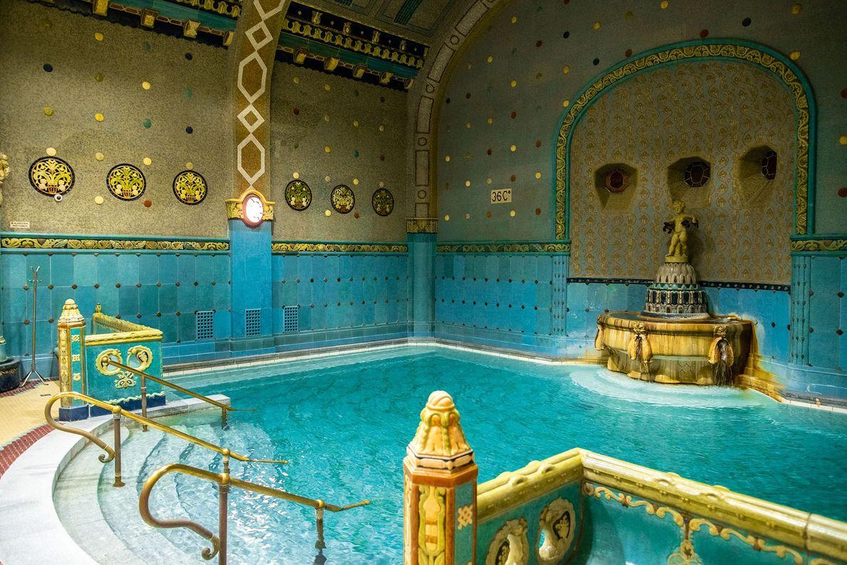 Gellért Thermal Bath