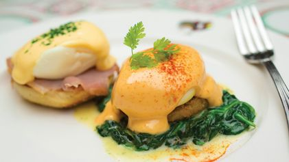 Eggs benedict: six versions of a New York classic