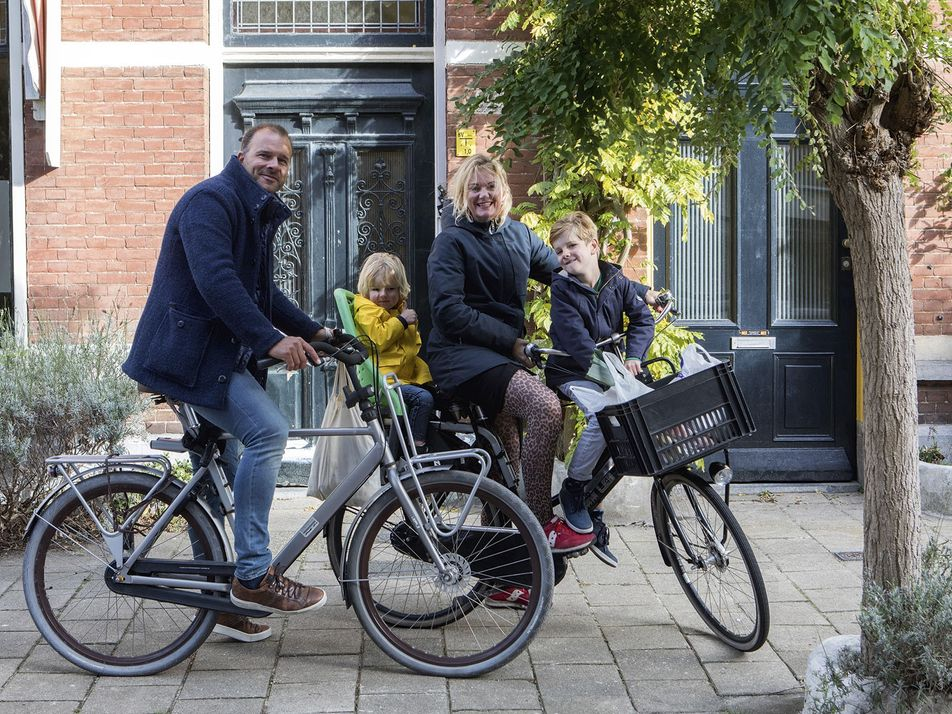 Breaking bread: going Dutch with the Hendrikx family in The Hague