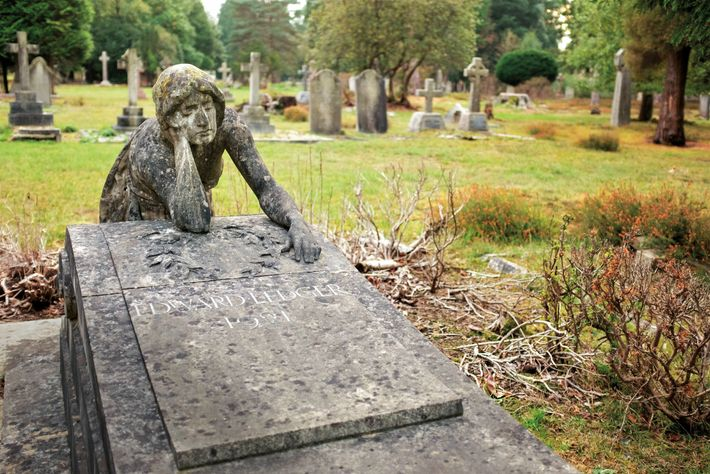 Brookwood is still in operation and remains the largest cemetery in the United Kingdom. Today, South ...