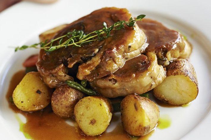 Rosemary lamb, Menza. Image: Richard James Taylor
