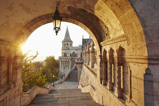 City life: Budapest