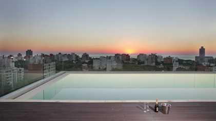 Rooms under £100: Montevideo