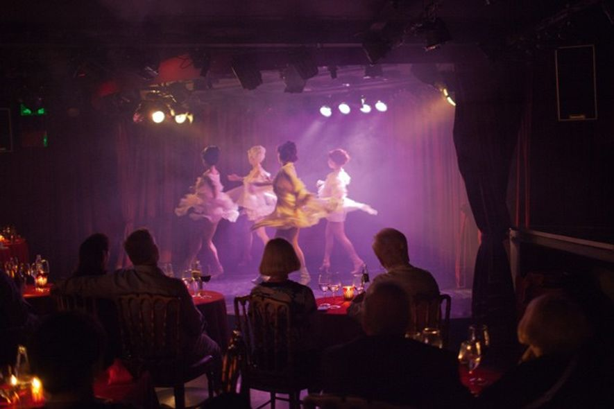 Rojo Tango show. Image: Phil Clarke Hill