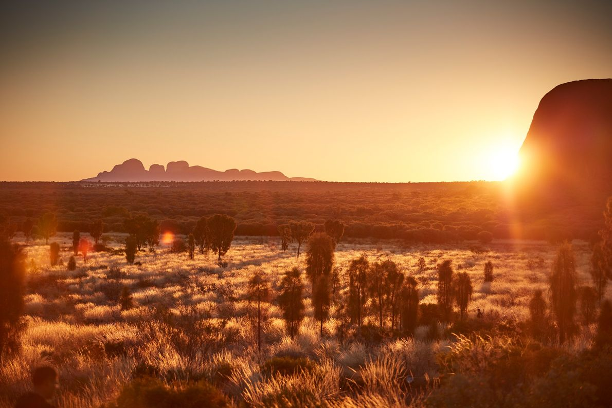 Though Uluru and Kata Tjuta are the park's most distinctive features, photographers should also pay attention ...