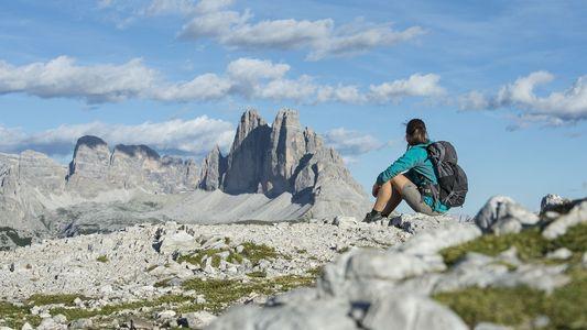 Exploring the Three Peaks of South Tyrol