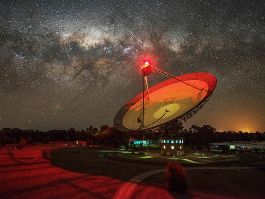 Alien hunters detect mysterious radio signal from nearby star