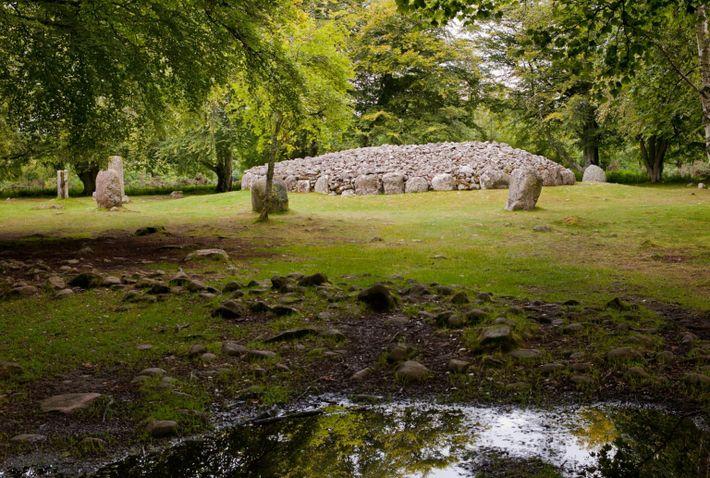 CLAVA CAIRNS HIGHLAND INVERNESS SCOTLAND UNITED KINGDOM