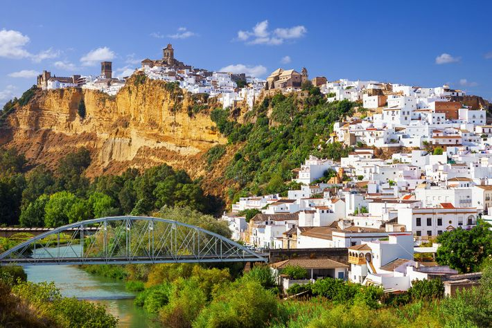 The ancient port city of Cadiz lies in the southwest of the country, considered to be ...