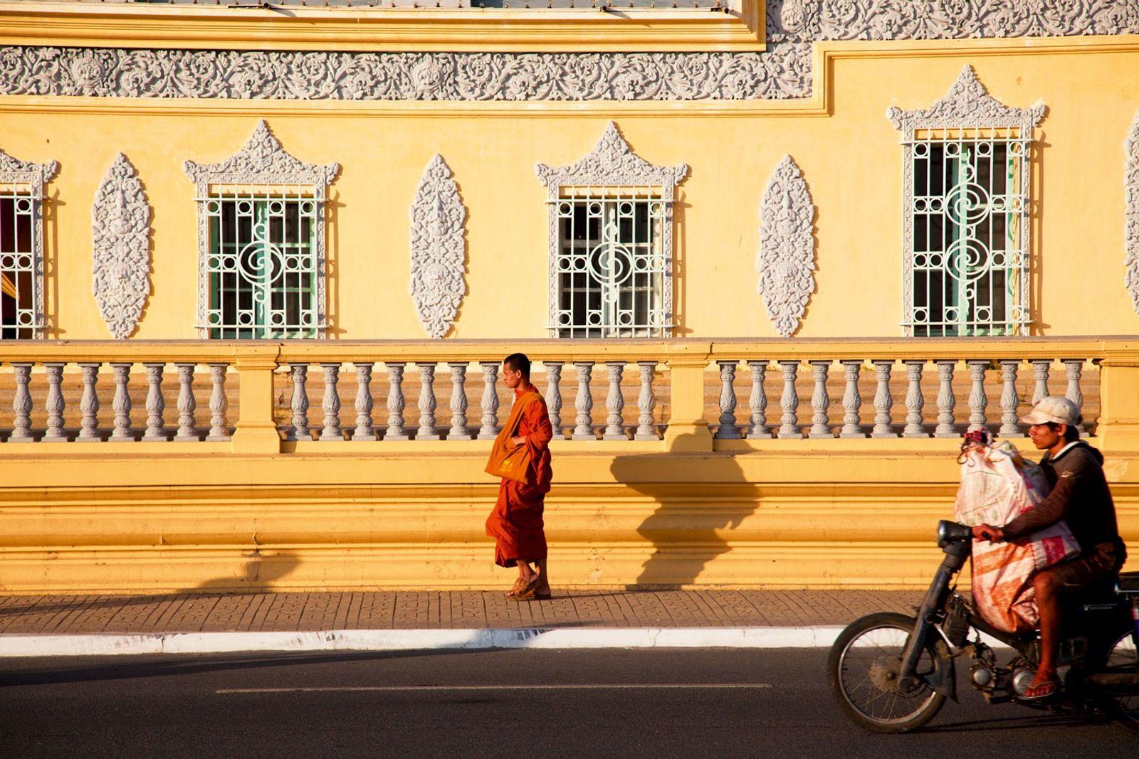 Cambodia: Khmer cool