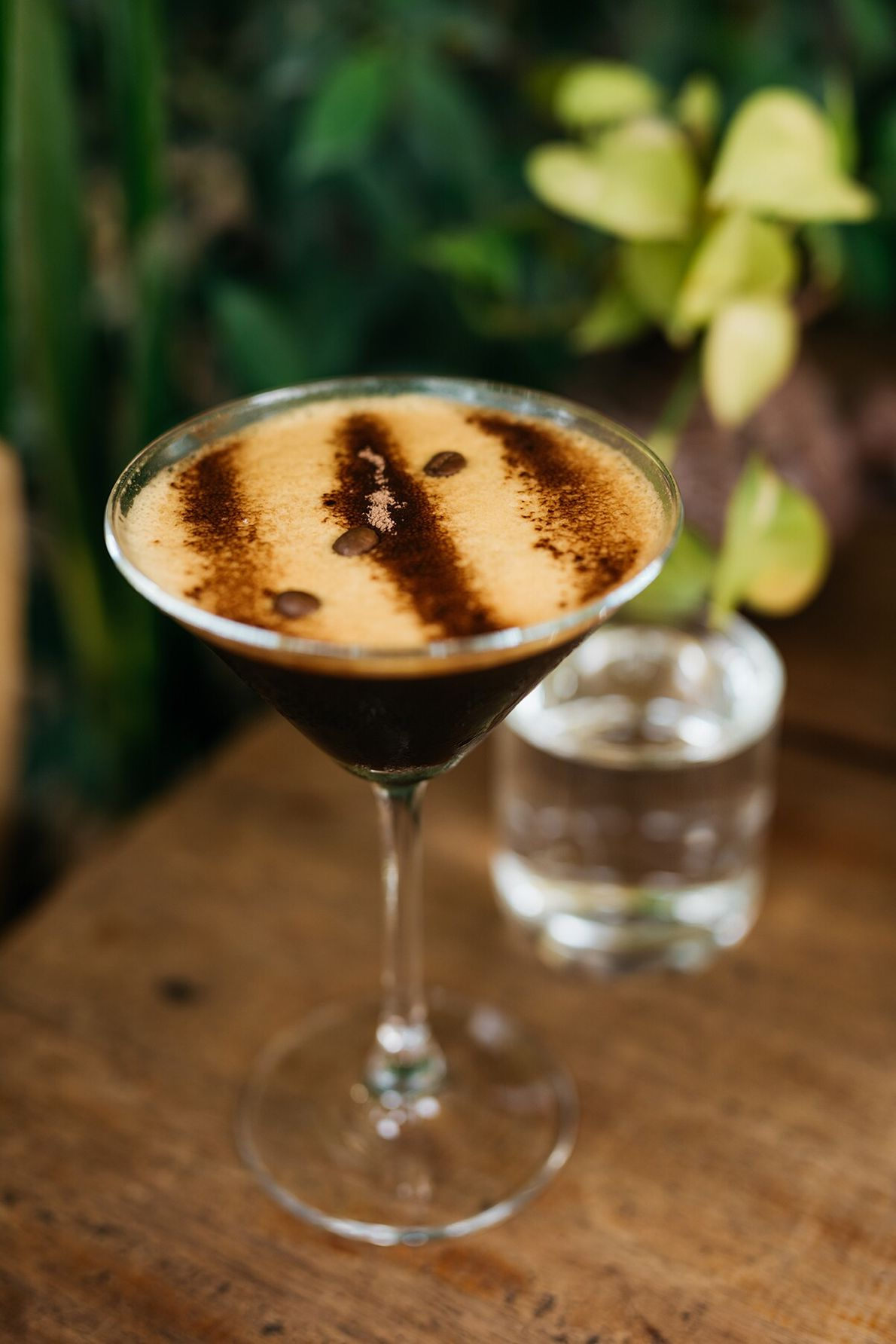 When the day is done, an espresso martini is on the cards at The Little Red ...
