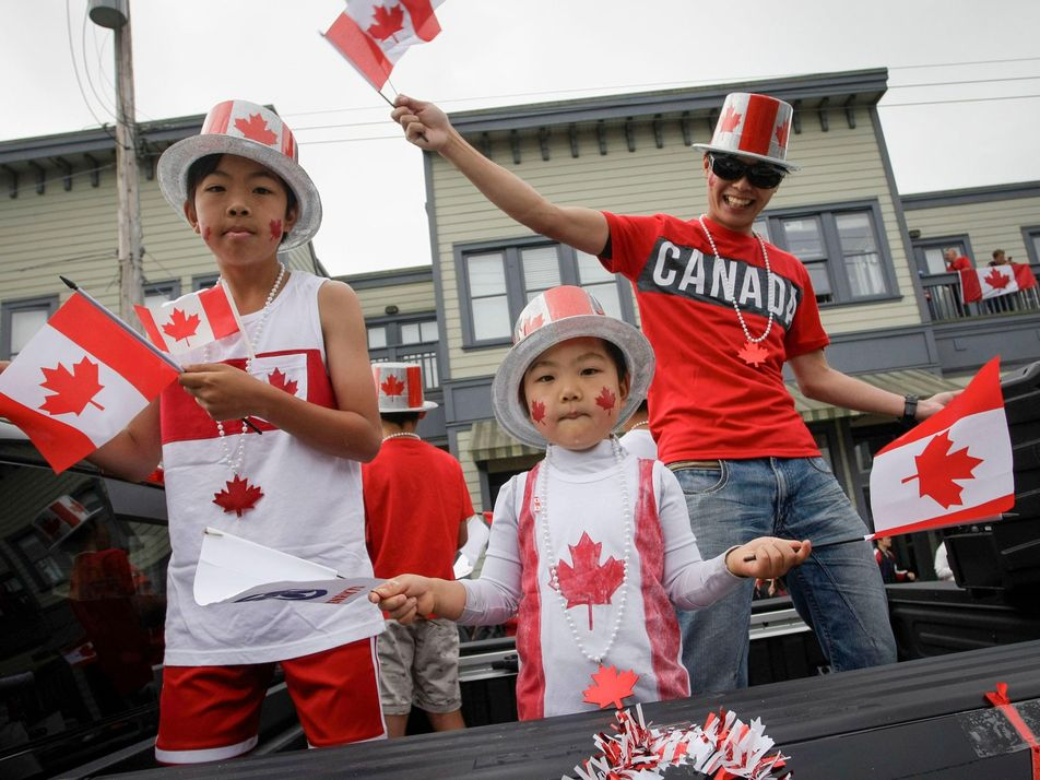 Canada Day marks the country's birth—but not its independence