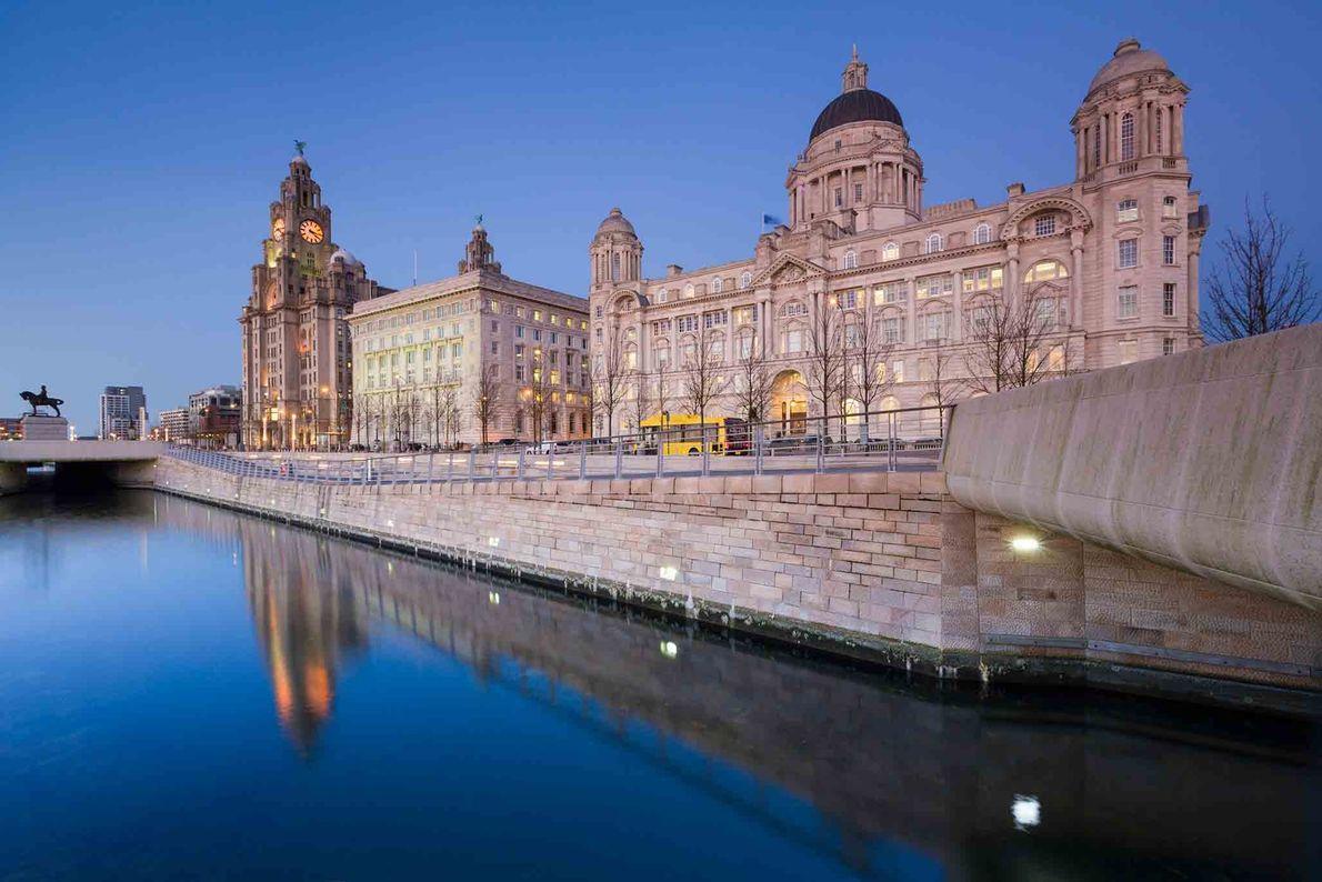 Maritime Mercantile City of Liverpool, United Kingdom