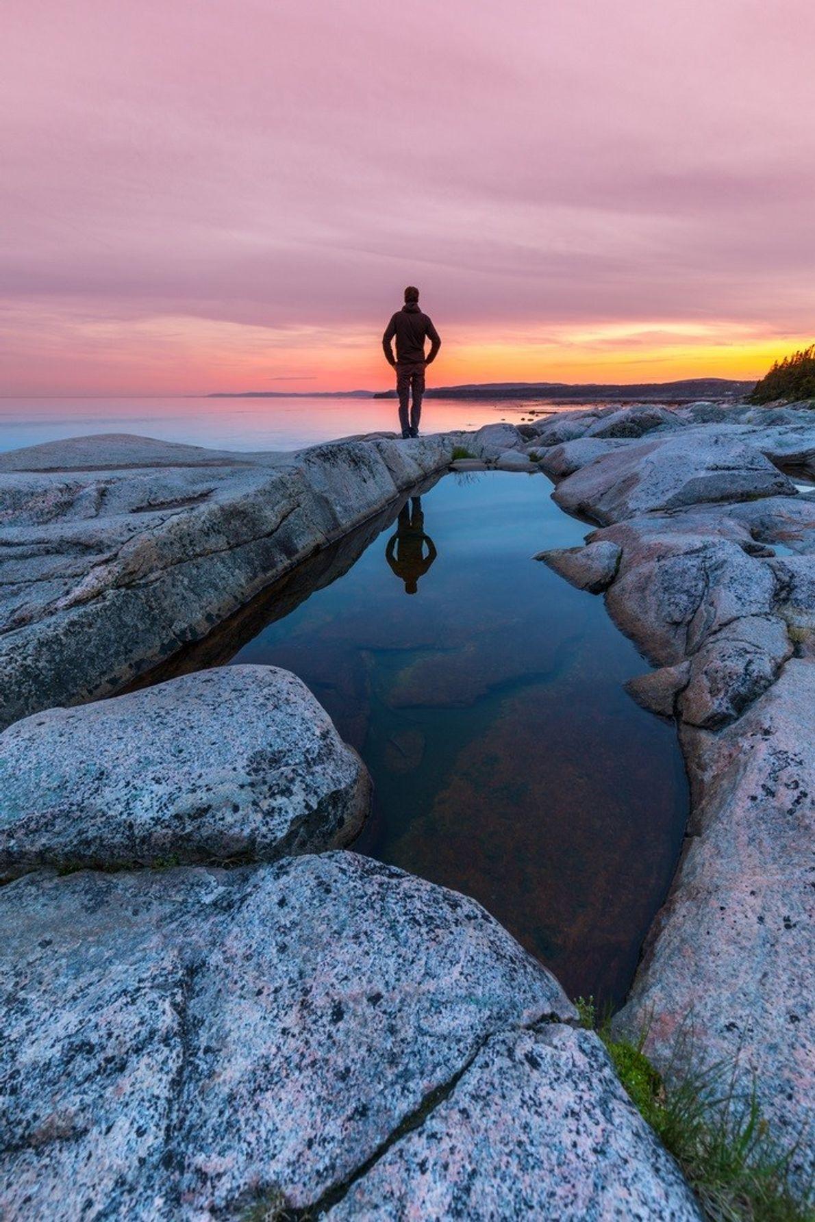A sunrise or sunset visit to the Cap de Bon-Désir Interpretation and Observation Centre offers the ...