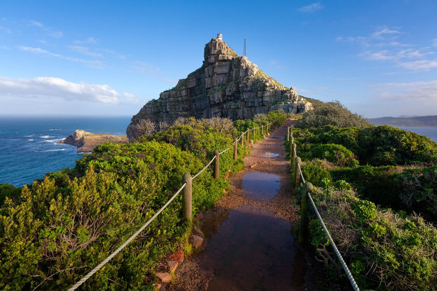 It is easy to spend a day exploring the trails around Cape Point. Just be sure ...
