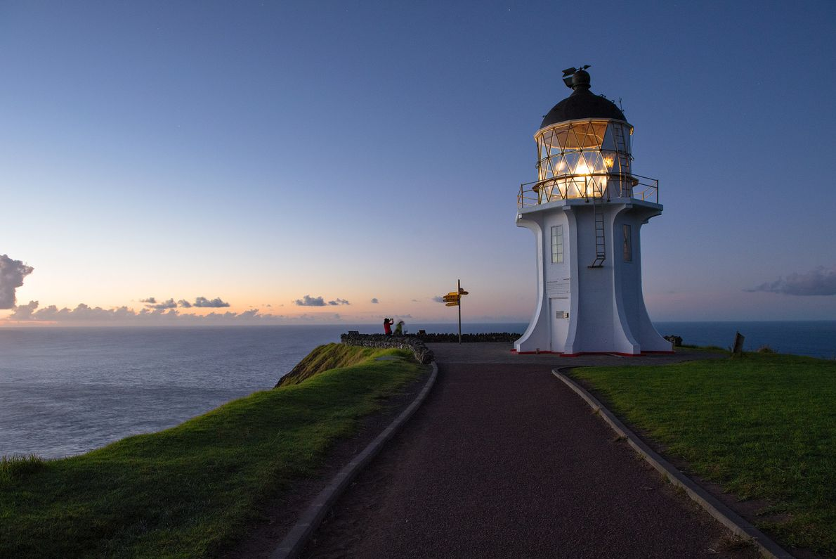 An icon of New Zealand, this lighthouse was built in 1941. A 10-minute walk from the …