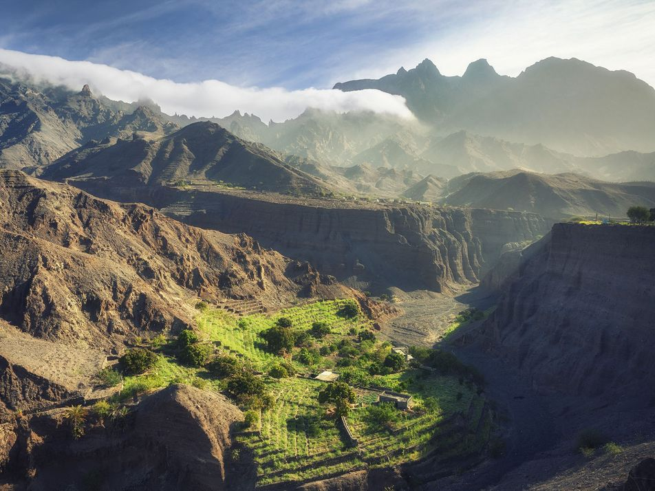 Photo story: the landscapes of Cape Verde