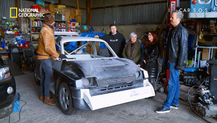 Car SOS - Restoring the Metro 6r4