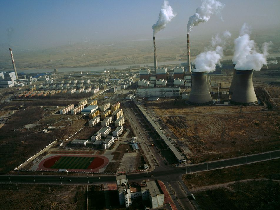 High stakes for Earth as carbon emissions rise again