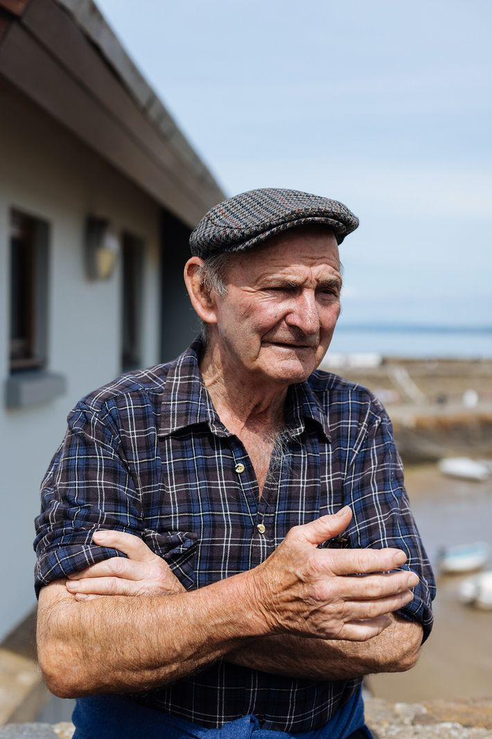 Veteran fisherman Winston Evans has been fishing inNew Quaysince 1958. These days, he runsDolphin Spotting Boat ...
