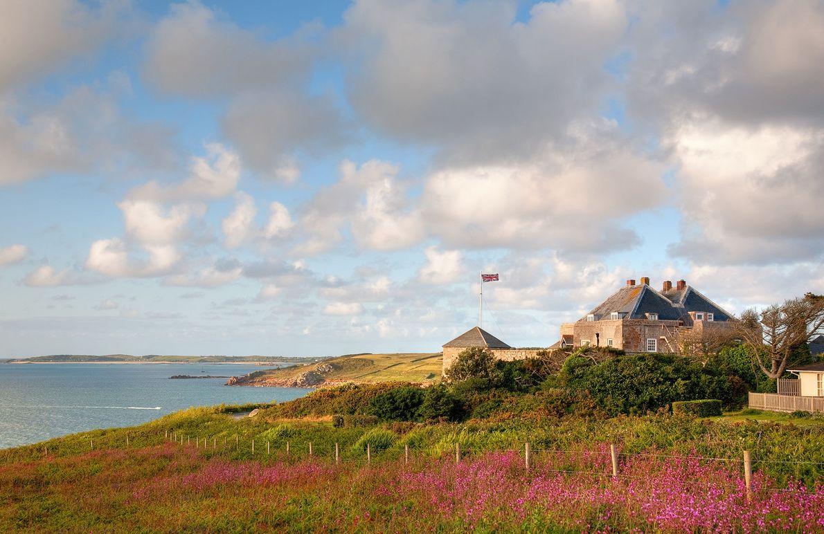 ST. MARY'S ISLAND, ENGLAND