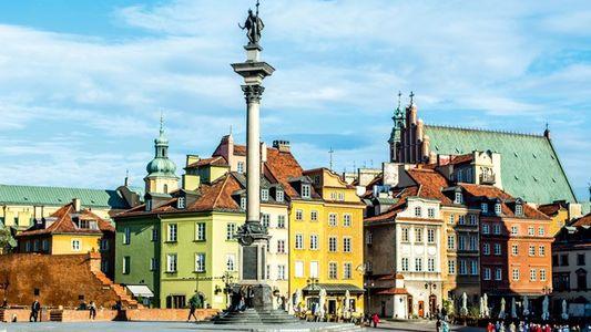 City life: Warsaw