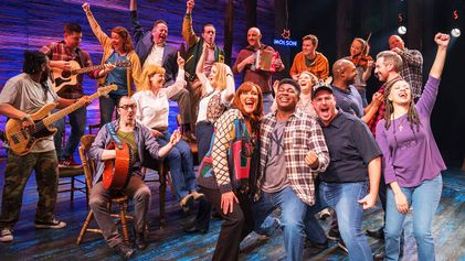 The theatre returns: Come From Away's cast and crew reflect on the past year