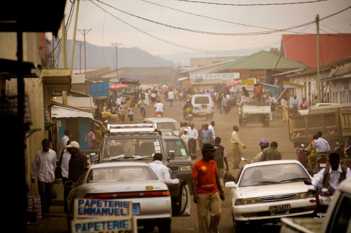 In recent years of technological proliferation, The Democratic Republic of Congo has seen demand increase on its ...