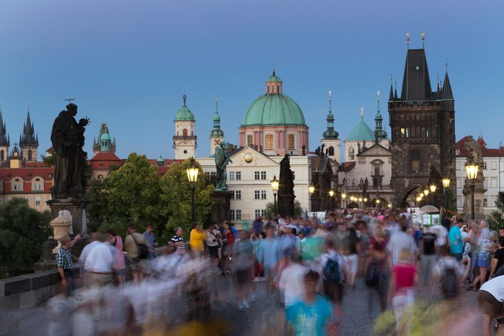 Emperor Charles IV took numerology into account during construction of the iconic Charles Bridge.