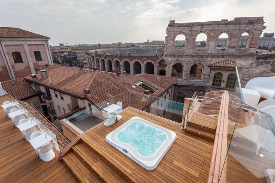 Hotel Milano. Image: Hotel Milano