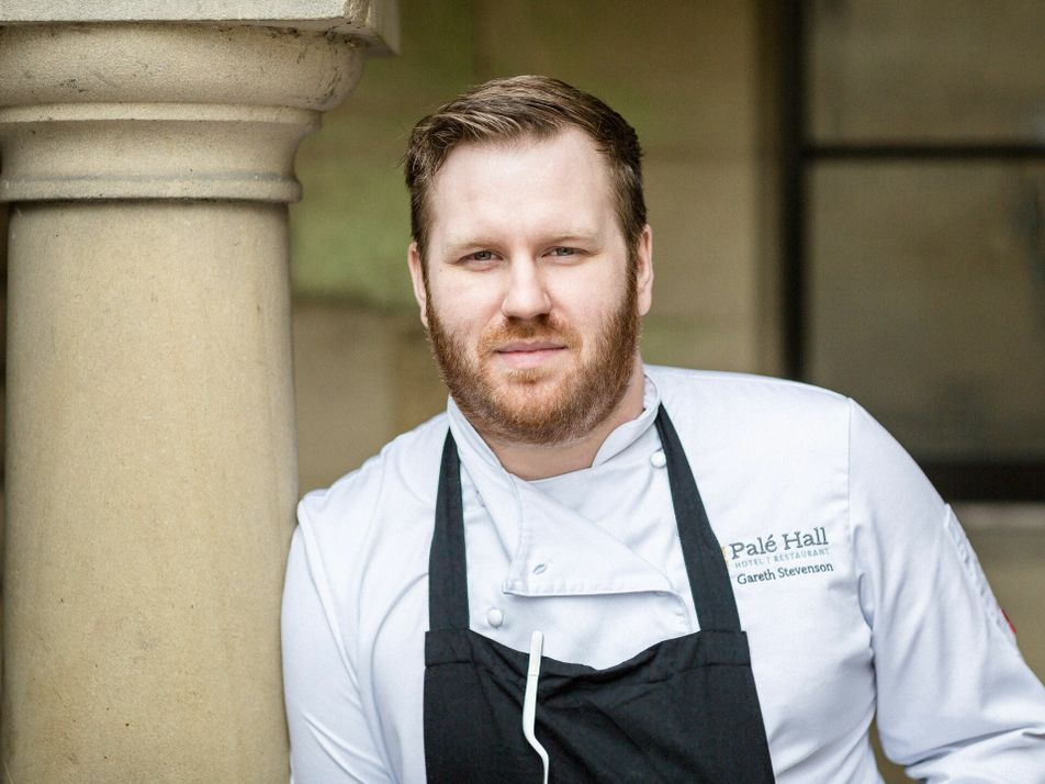 Meet the chef: Gareth Stevenson on Welsh cuisine, sustainable sourcing and his favourite local producers