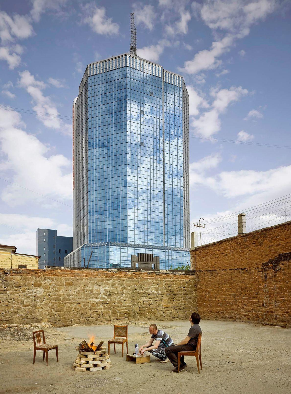 CHELYABINSK, RUSSIA Chelyabinsk City Tower (2007)