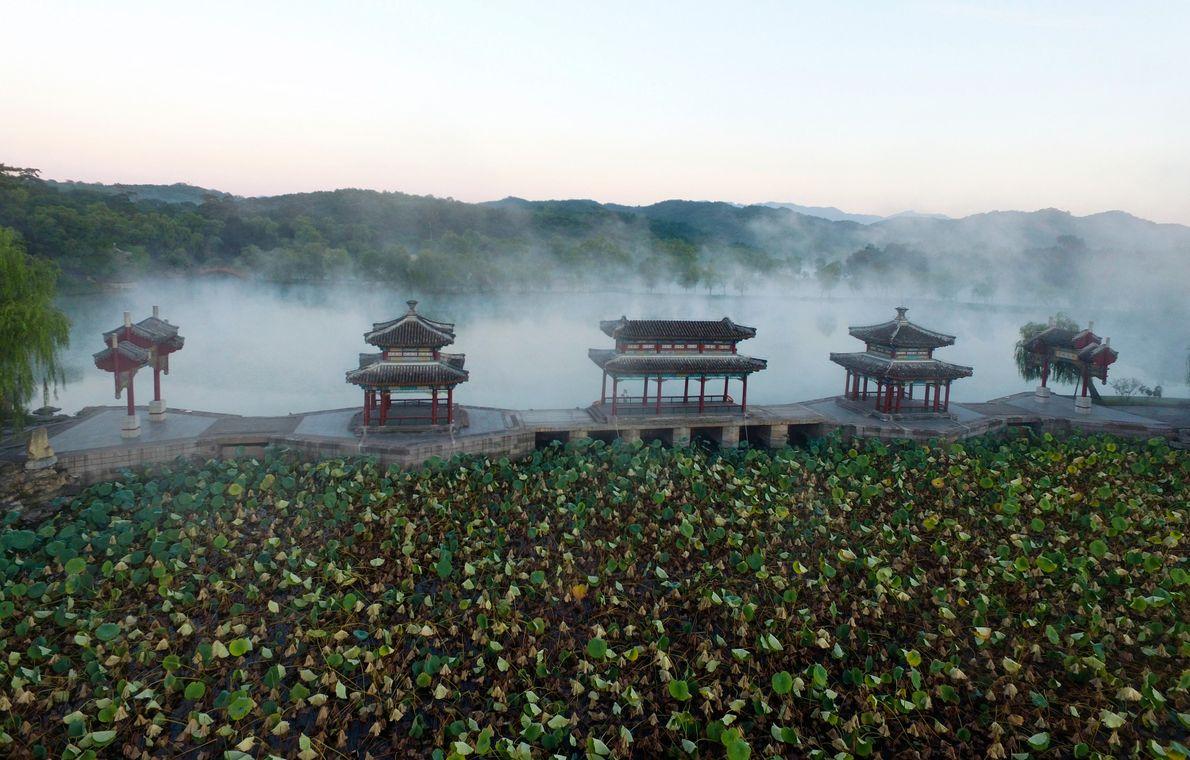 Mountain Resort in Chengde, China