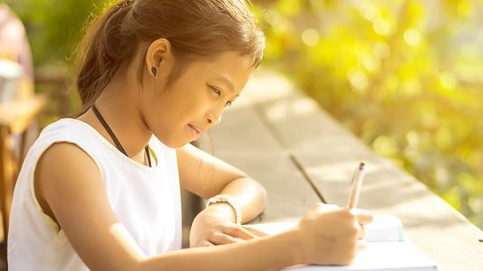 Why your child needs to start journaling now