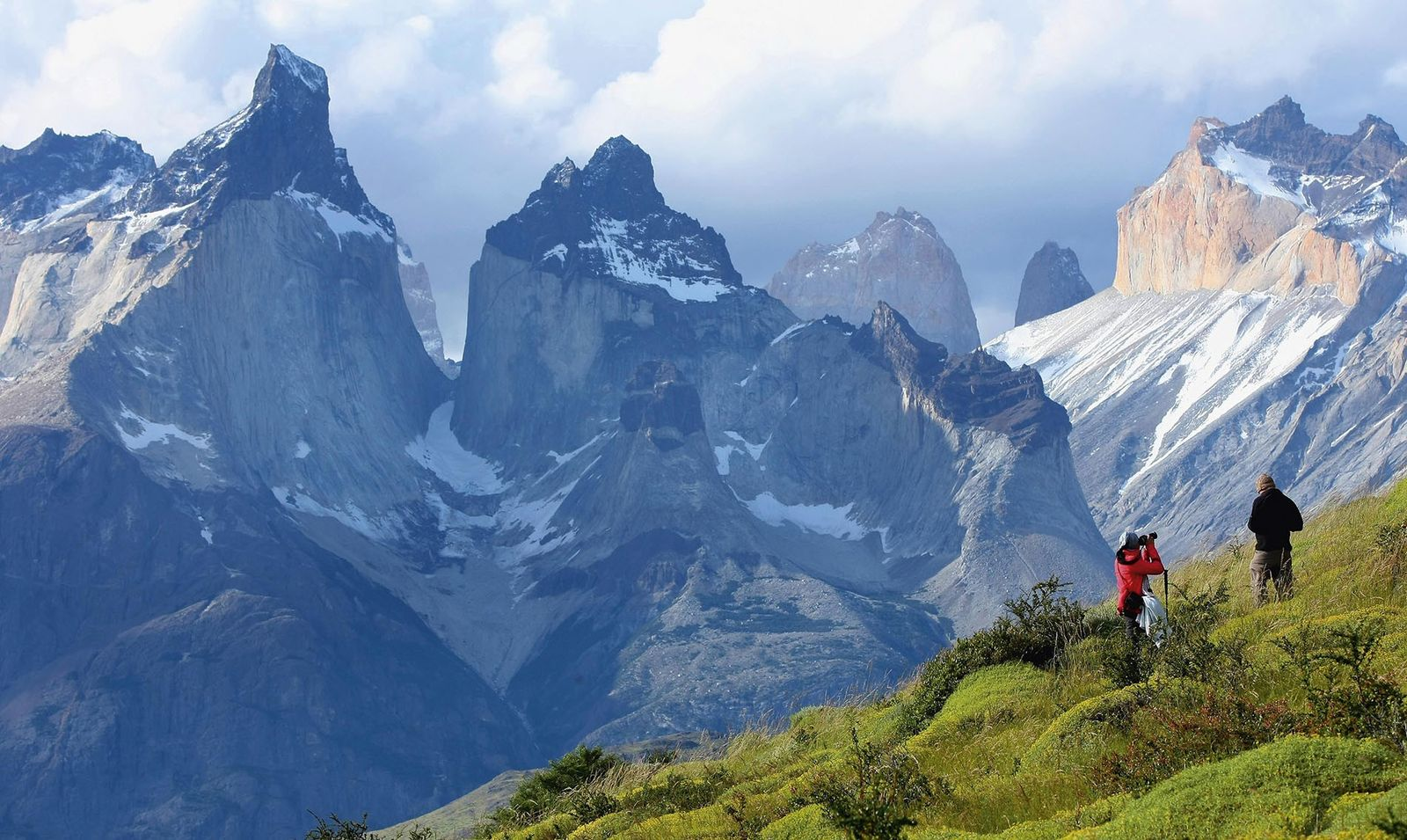 Torres del Paine.