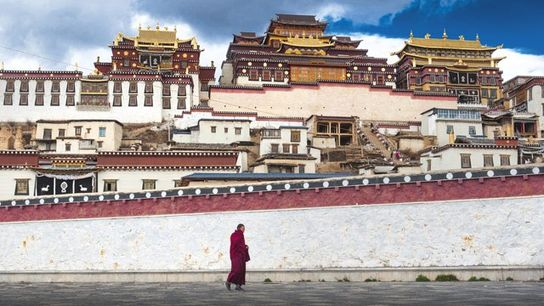 Gandeng Sumtseling Monastery
