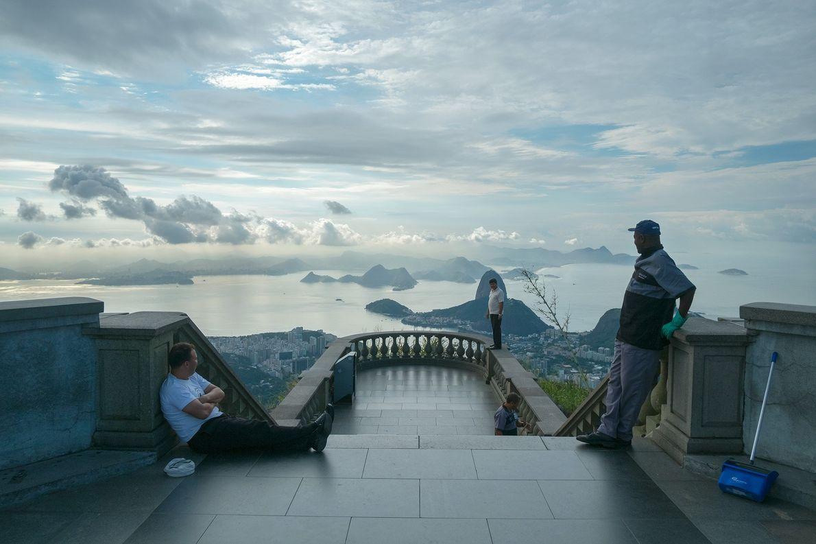 CHRIST THE REDEEMER Rio de Janeiro, Brazil.