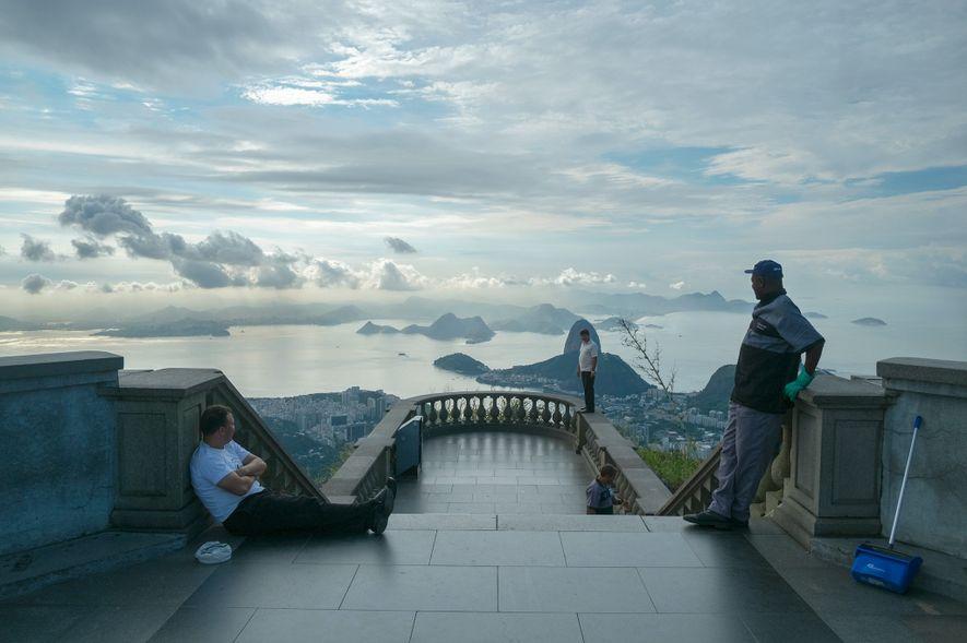 CHRIST THE REDEEMER  Rio de Janeiro, Brazil. ...