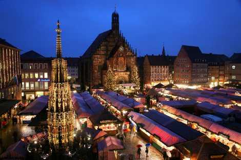 6 European Christmas markets worth the trip | National