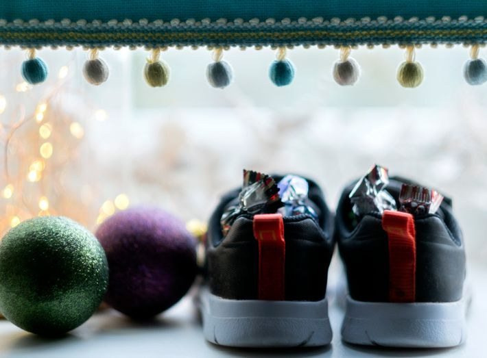 The tradition of placing shoes on the windowsill for the 13 nights before Christmas stems from ...