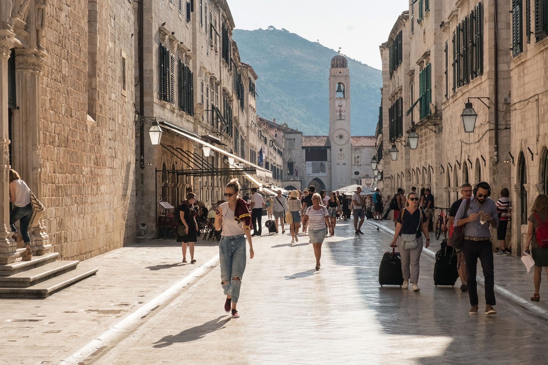 A city guide to Dubrovnik