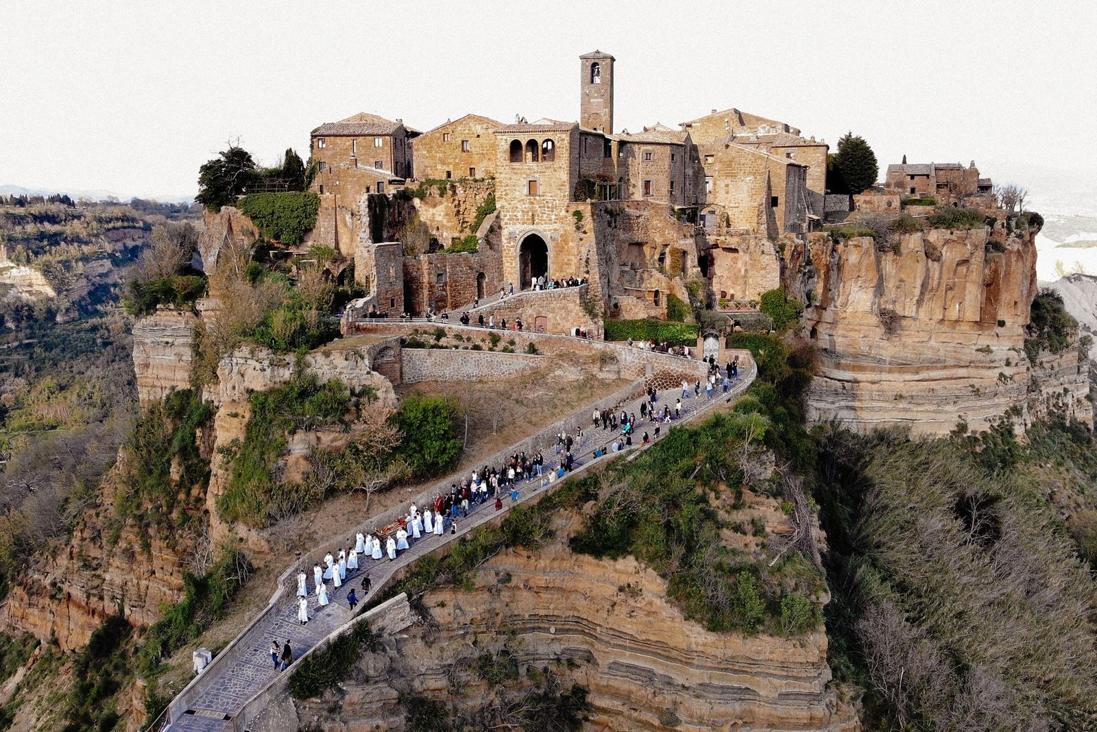 Can tourism save Italy's ancient 'Dying Town'?