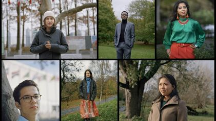 For young climate activists, the pandemic is the defining moment for action