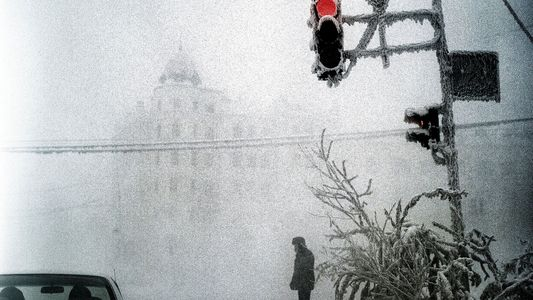 Shrouded in Ice and Fog, This City Is the Coldest in the World