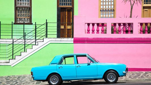 Colourful Travel Photos From Around the World