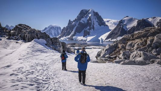 CLOSED: National Geographic Traveller (UK) competition: Win an unforgettable trip to Antarctica